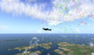 flying-in-santas-wake