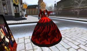 modelling-shenleis-beautiful-new-louisa-gown