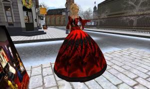 modelling-shenleis-beautiful-new-louisa-gown