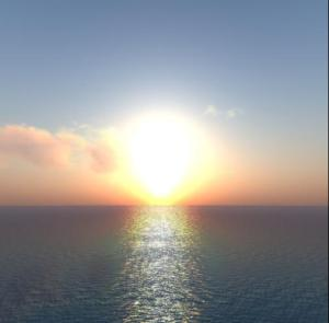 sl sunset
