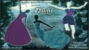 Fluid Fashion show