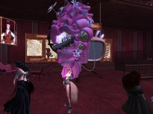 ballroom hat