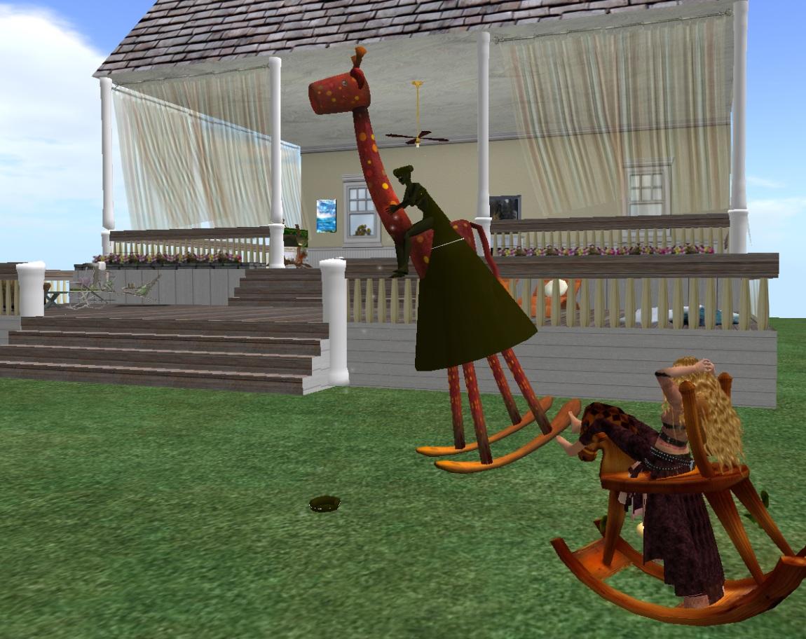 wood whisperer rocking horse plans