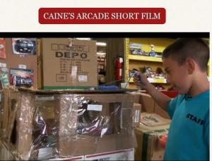 Caine's Arcade Hook - from Nirvan Mullick's video