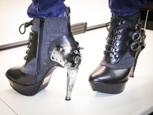 Ahuva's Steampunk Shoes