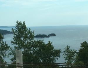 island in lake superior