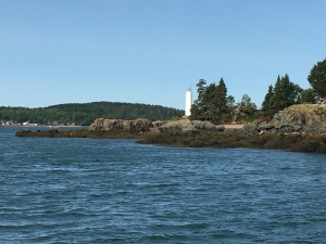 lighthouse bay of fundy