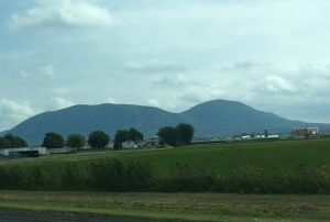 Quebec's idea of mountains