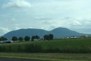 Quebec's idea of mountains