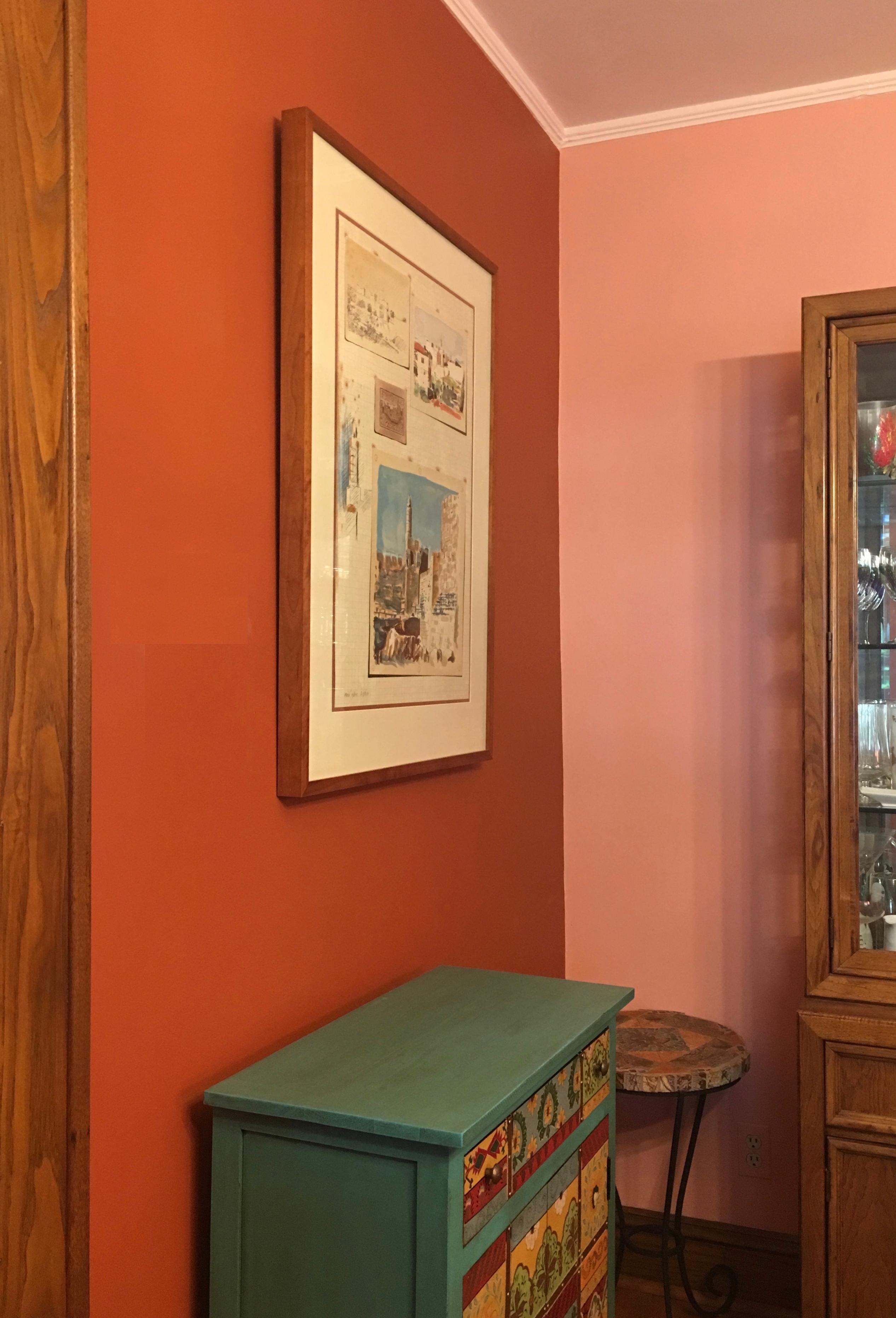 dining room palette