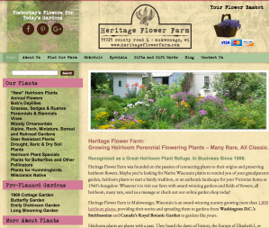heritage farms home page