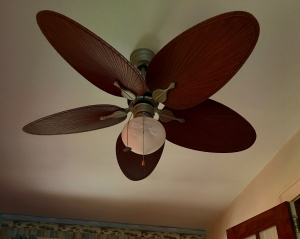 tropical ceiling fan