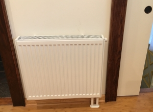 kitchen radiator
