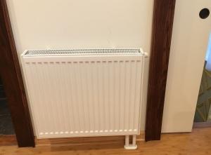 kitchen radiator