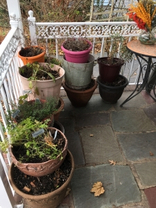 winterized porch