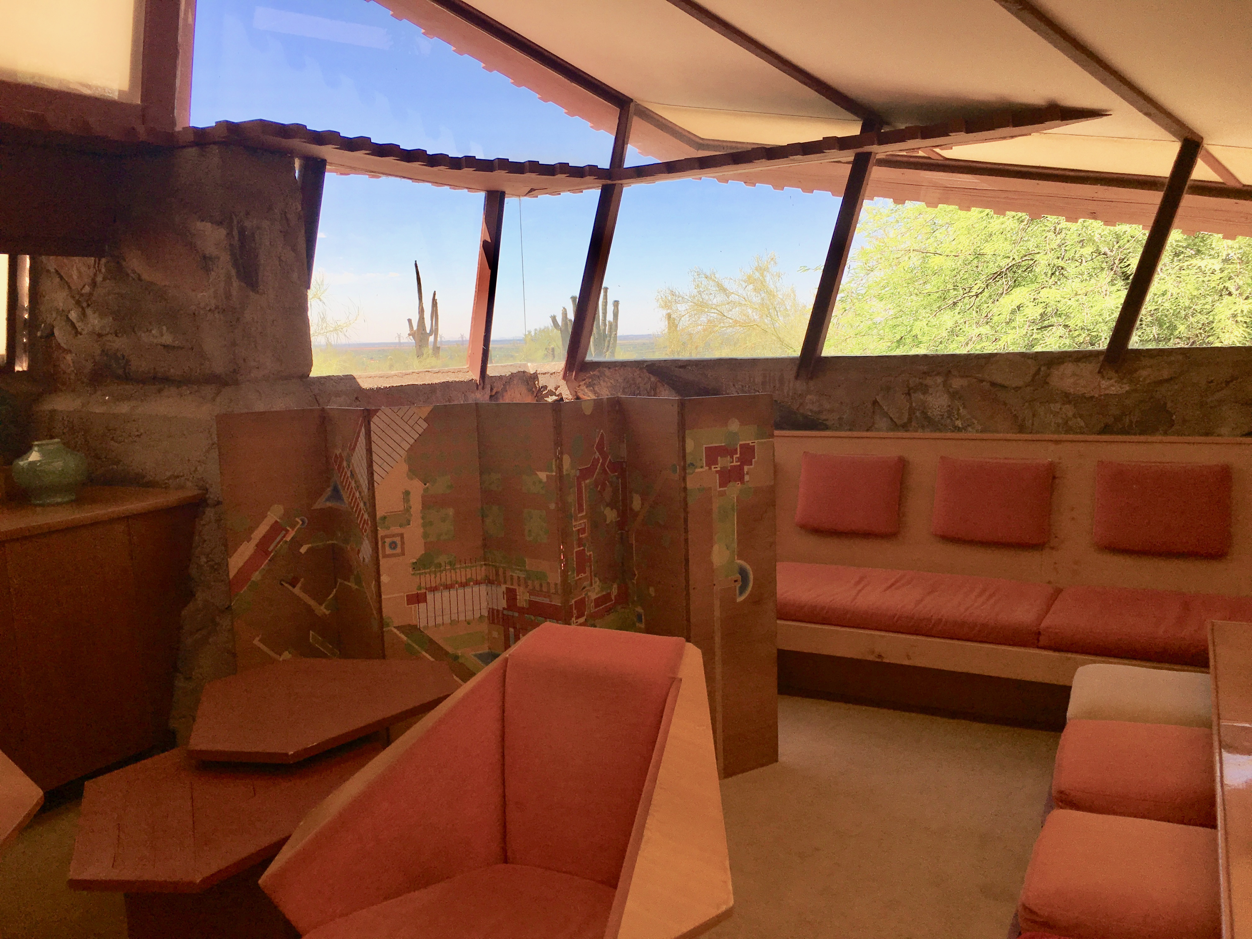 Living Room at TW