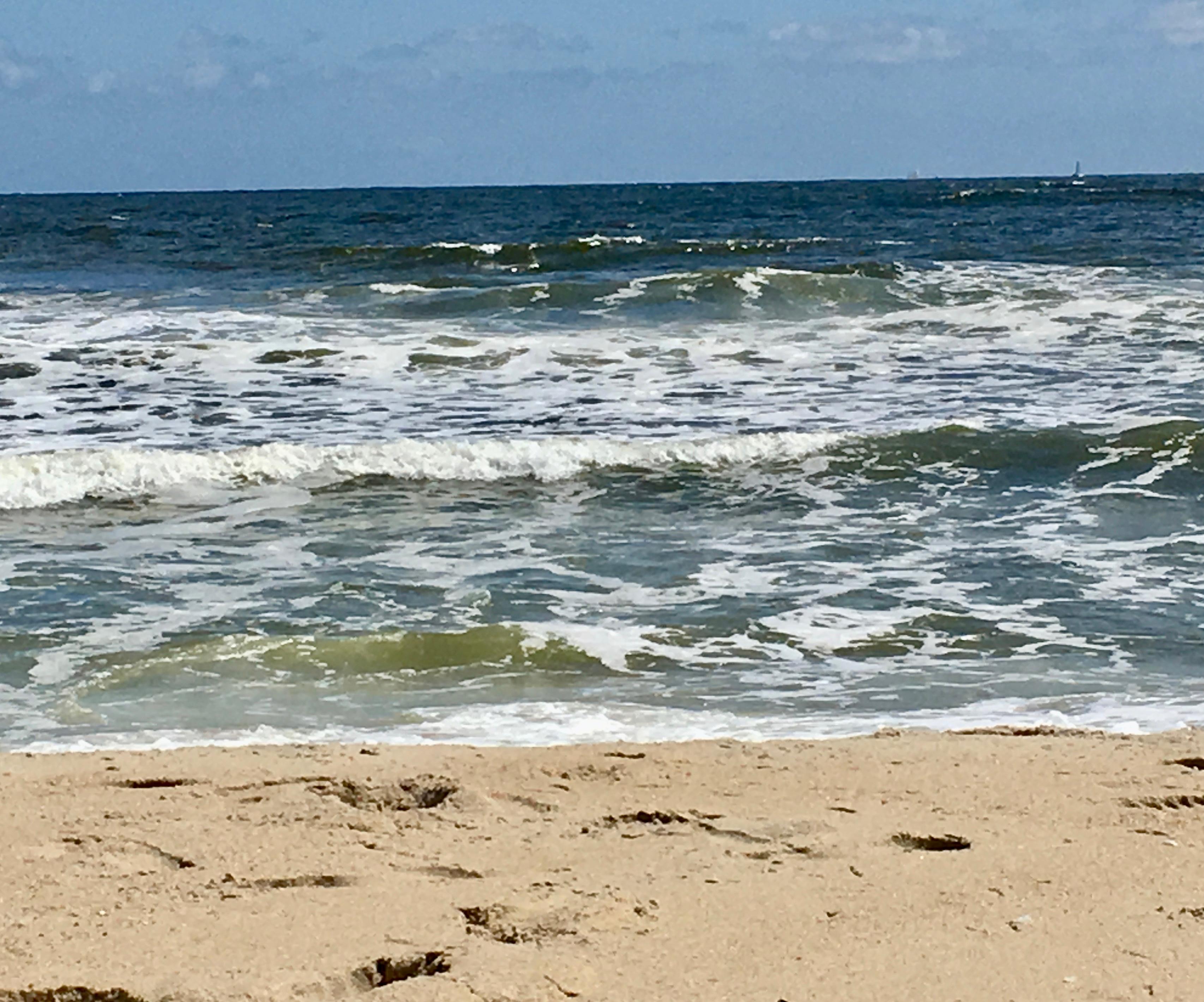 ahh ocean