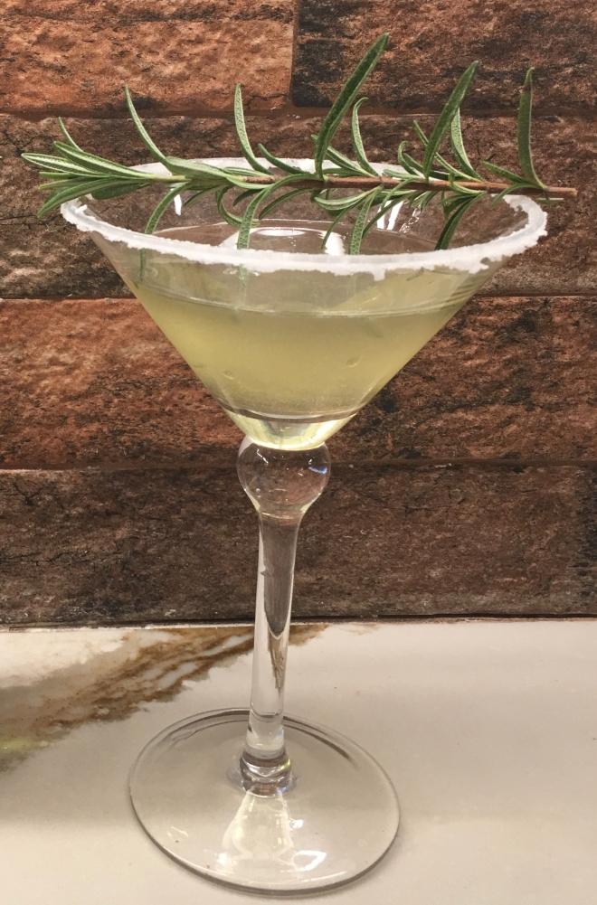 Douglas Fir Martini