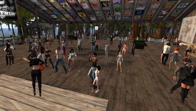 Noma rocking the crowd at Smokestack