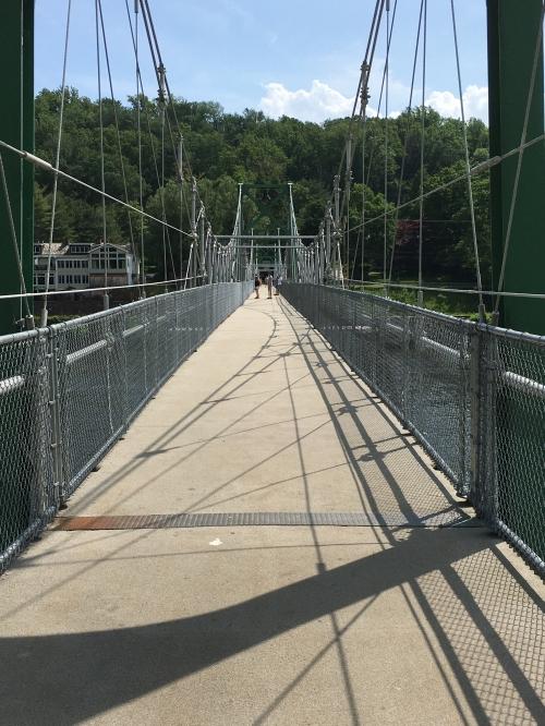 Lumberville-Raven Rock Pedestrian Bridge