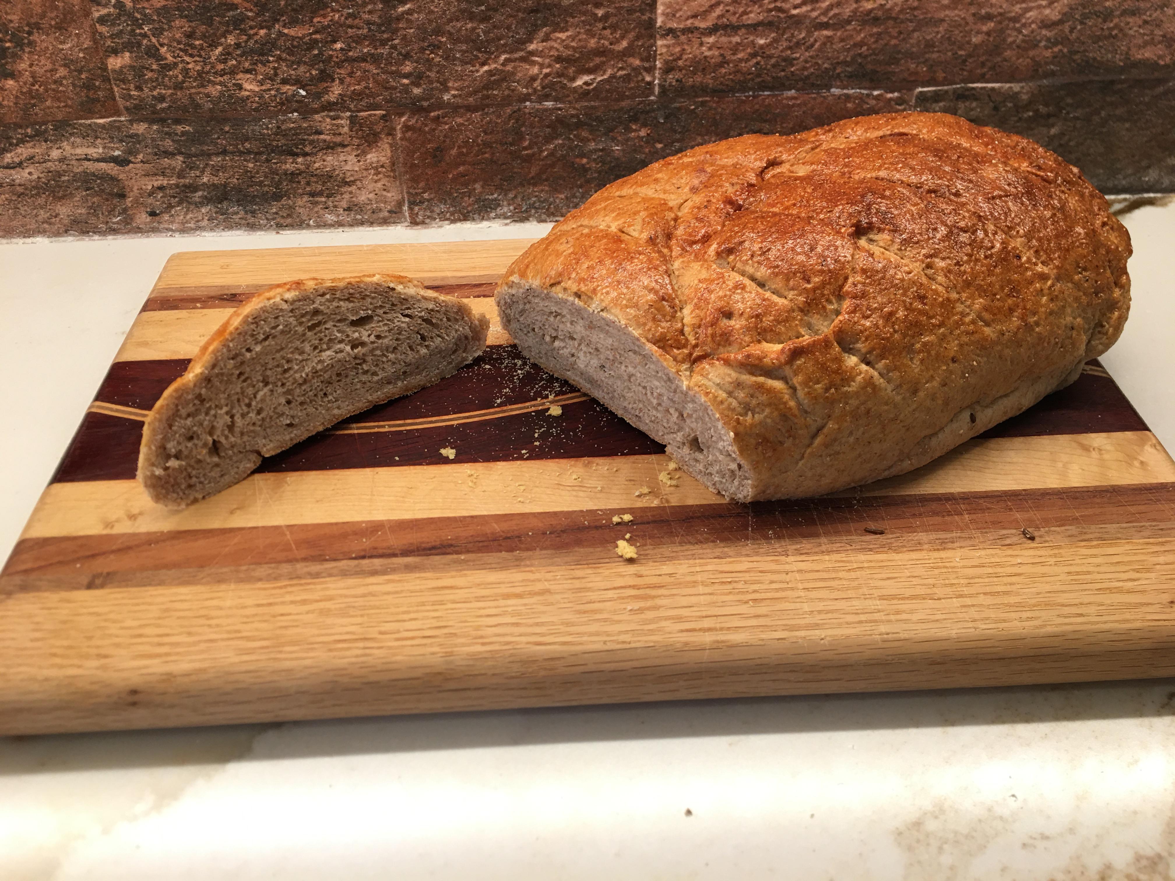 joe's rye bread