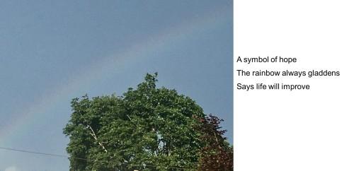rainbow haiku