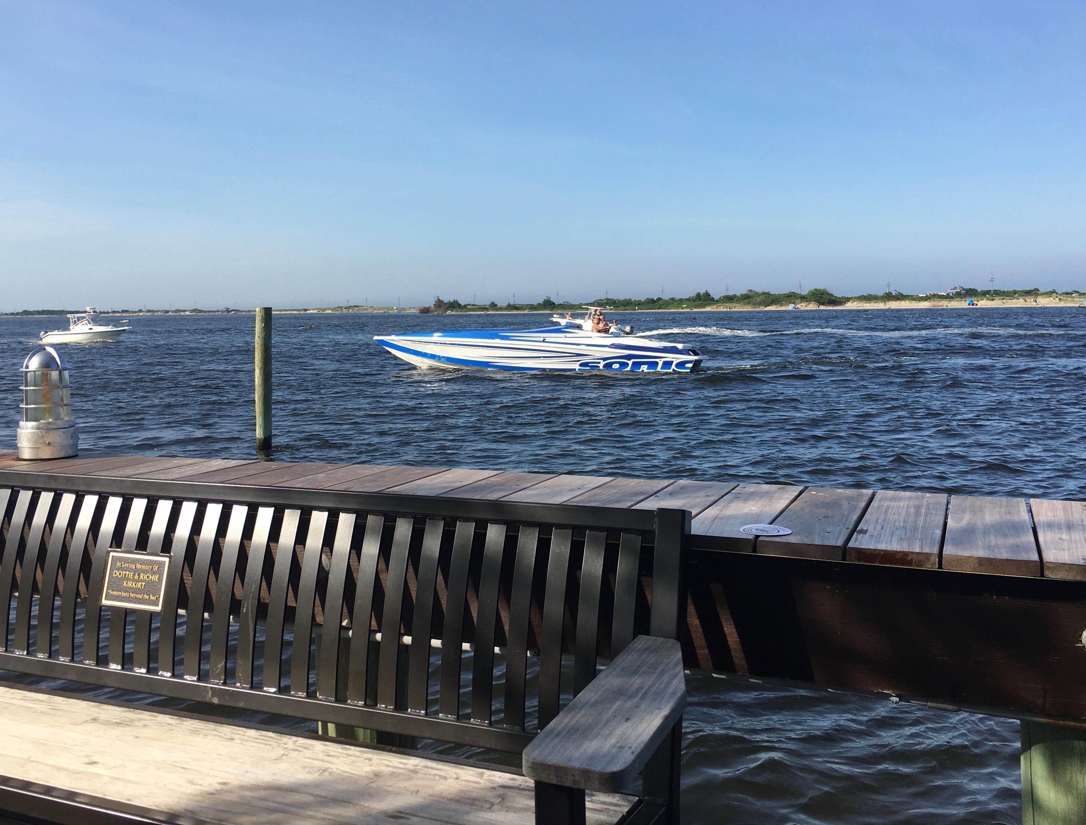Wish I had a boat